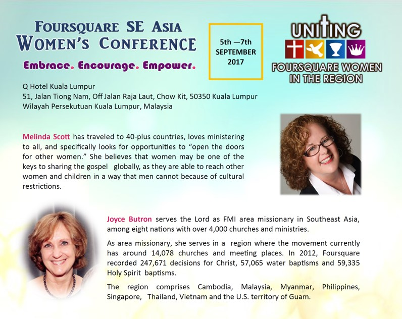 Foursquare SEA Women